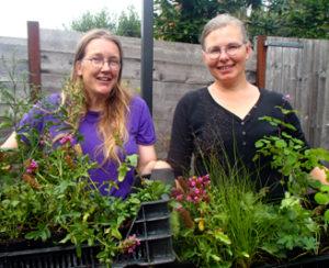 tuinvrouwen alkmaar in t groen